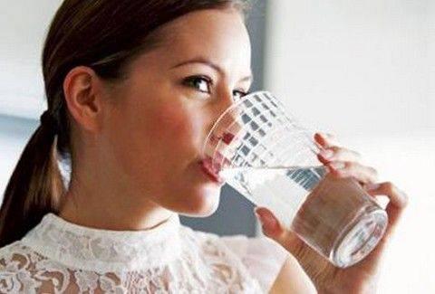 συμβουλές για μεγαλύτερη κατανάλωση νερού