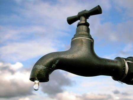 σώστε το νερό έλλειψη