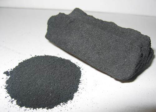 Ενεργός άνθρακας σε σκόνη