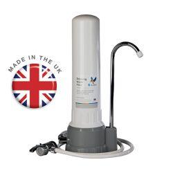 Φίλτρο νερού άνω πάγκου Doulton HCP - made in UK