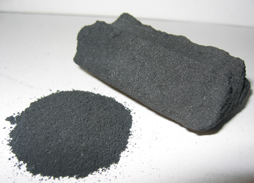 What is the activated carbon found in our water filters?