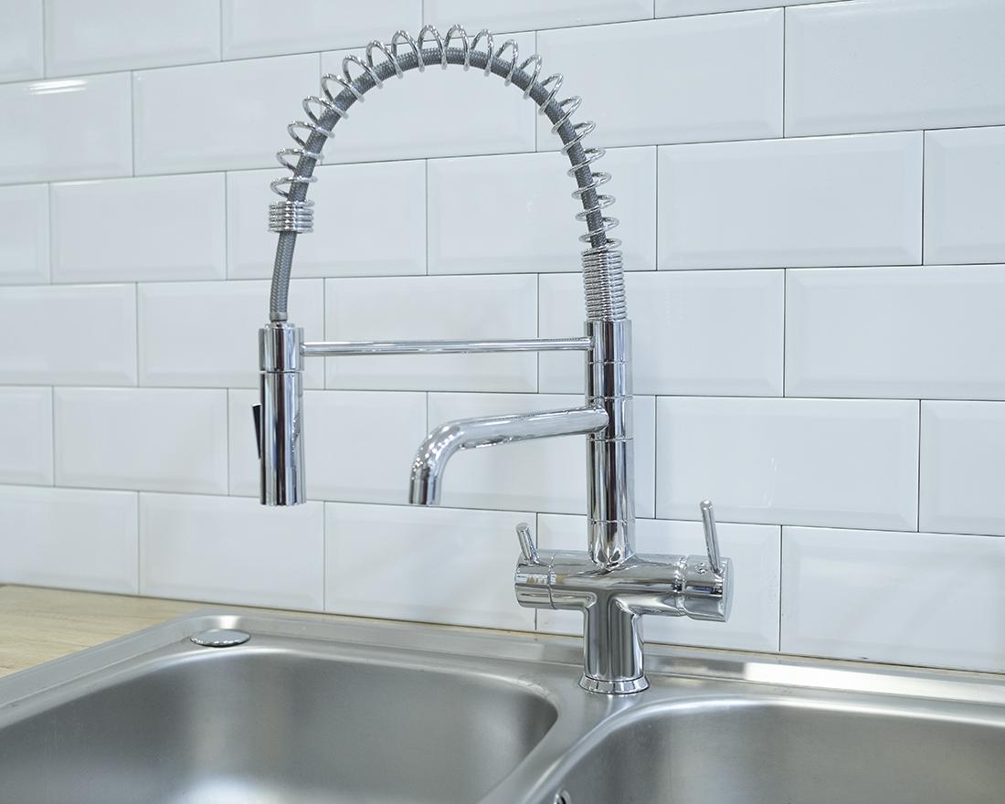 φιλτραρισμένο νερό από τη βρύση