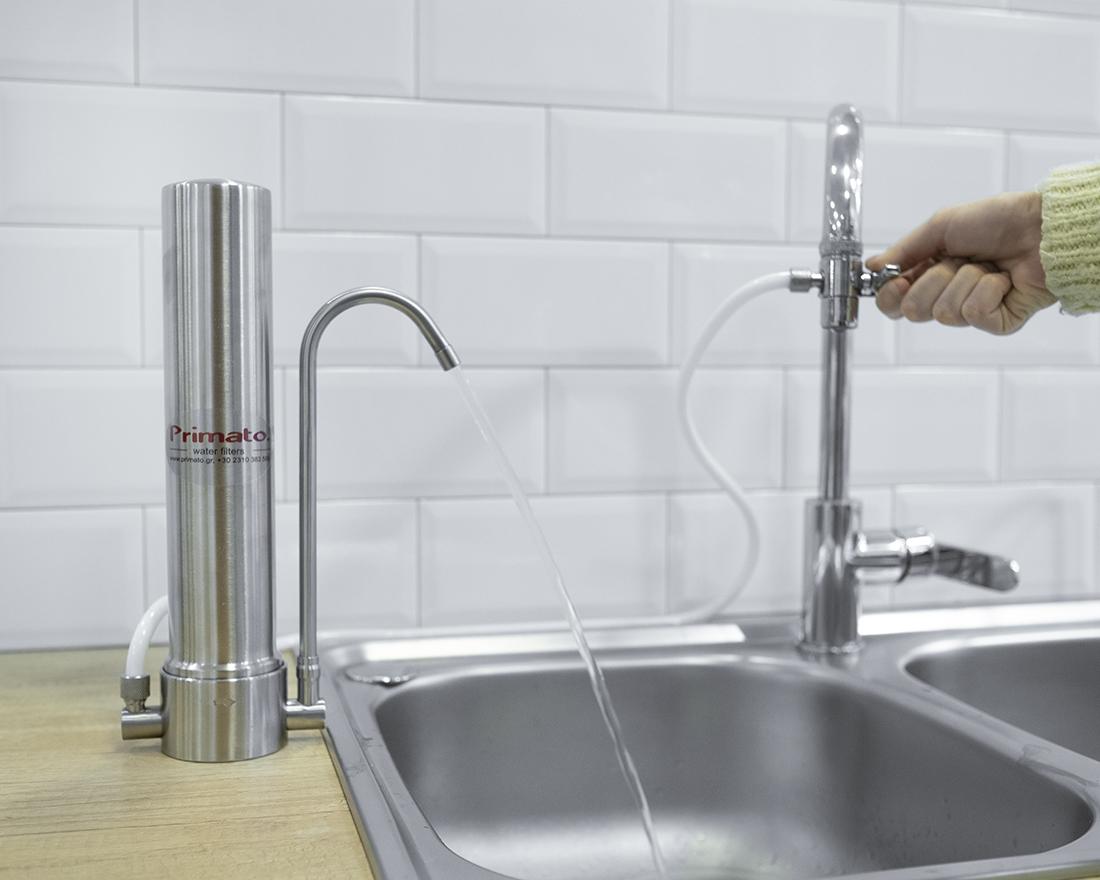 Primato HCS 102 gefiltertes Wasser