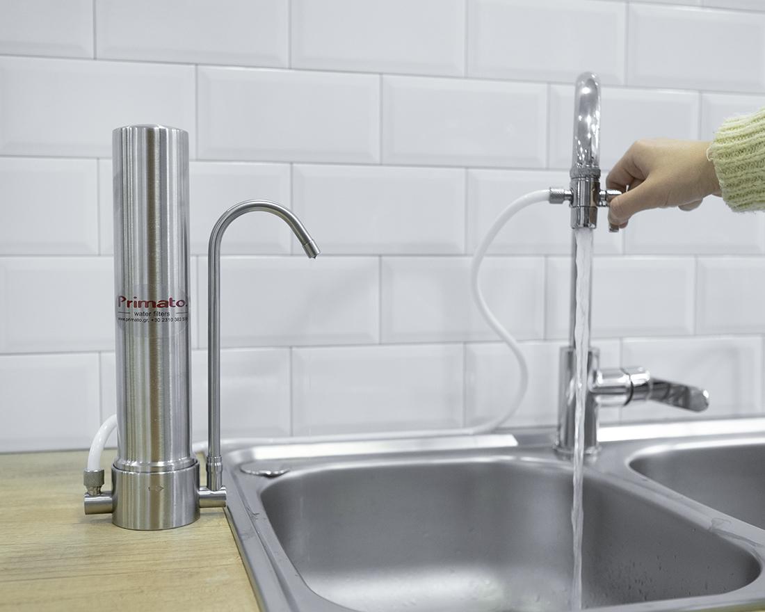 Primato HCS 102 ungefiltertes Wasser
