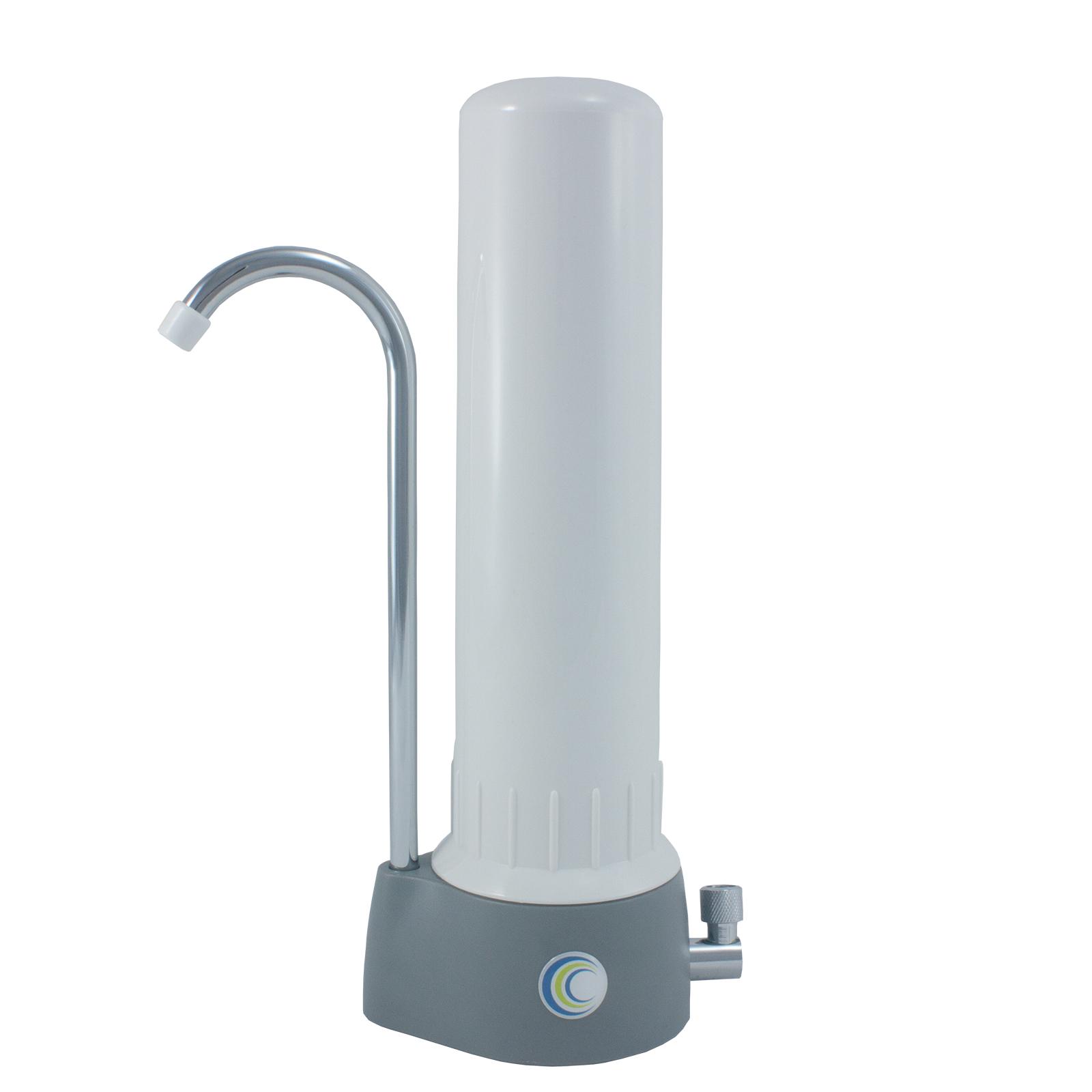AquaCera® φίλτρο νερού άνω πάγκου