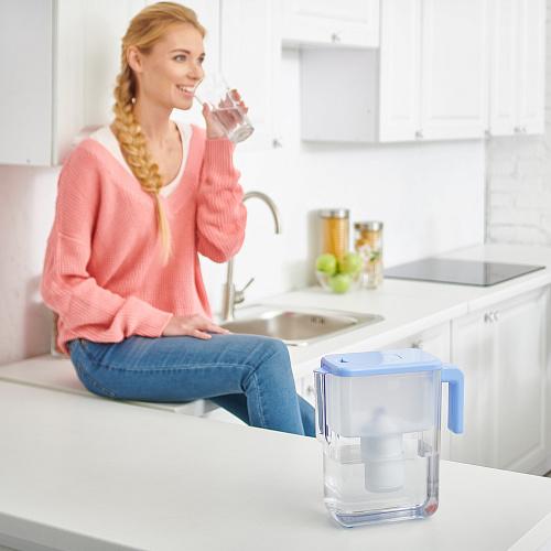 Απολαύστε το νερό του σπιτιού σας με μία κανάτα φίλτρου νερού
