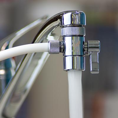 Διανομέας νερού Doulton για φιλτρα ανω παγκου