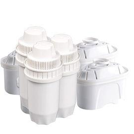 ανταλλακτικά φίλτρα νερού για κανάτες