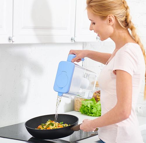 καθαρό νερό για μαγείρεμα