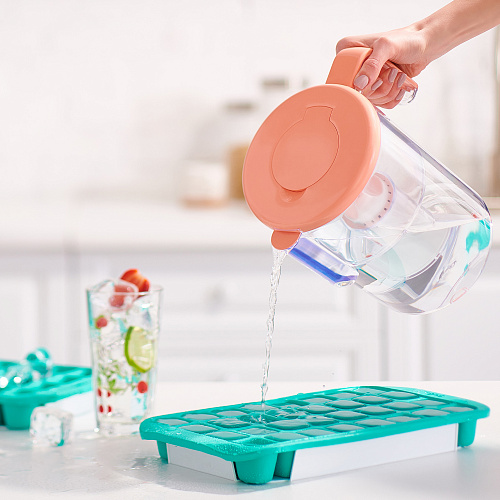 καθαρό νερό για παγάκια