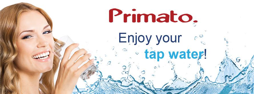 enjoy your tap water