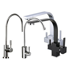 FAUCETS FOR WATER FILTERS