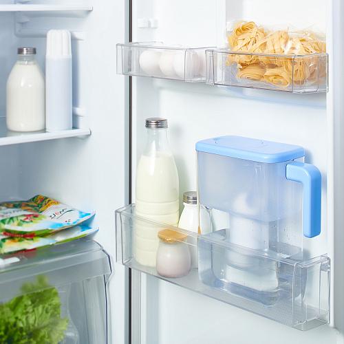 η κανάτα χωράει άνετα στο ψυγείο σας
