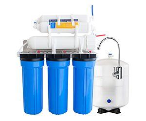 Αντίστροφη Όσμωση φιλτρα νερου
