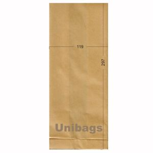 Vacuum Cleaner Paper Bags suitable for HOOVER, MOULINEX, PHILIPS, VOLTA, DELONGHI, ELECTROLUX. Primato 790