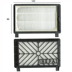 HEPA Filter für Philips. Primato HP94