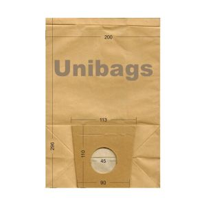Vacuum Cleaner Paper Bags suitable for BOSCH, SIEMENS, KRUPS, ECOCLEAN. Primato 400
