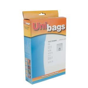 Vacuum Cleaner Bags suitable for PANASONIC, SAMSUNG, ASEASCANDIA. Primato 1610D