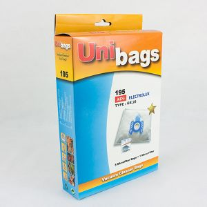Vacuum Cleaner Bags suitable for VOLTA, AEG, BLUESKY, ELECTROLUX. Primato 195D