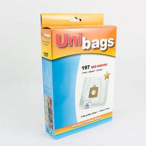 Σακούλες για σκούπα Hoover, Volta, Aeg, Electrolux, Primato 197D_product