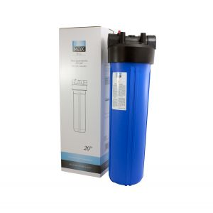 Primato whole house water filter BIG BLUE 20""