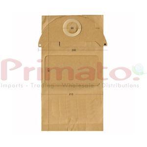 Bolsas de aspiradoras Karcher, Swirl, Ecoclean y otros.Unibags 1280