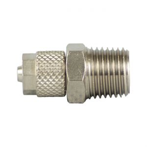 Metallkupplung 1/4 für Wasserfilter. Primato M-1044