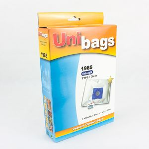 Vacuum Cleaner Bags suitable for HOOVER, PHILIPS, AEG, ALASKA. Primato 1985D