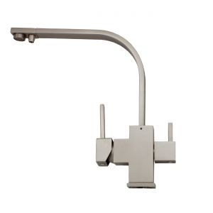 3 way water filter faucet. Primato V-GREY
