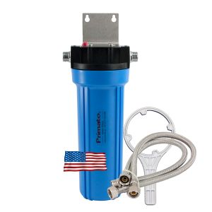 Under-sink Water Filter with Activated Carbon Made in USA Primato USA1GB12