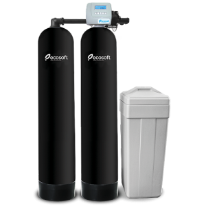Double water softener Ecosoft FU 1465 Twin