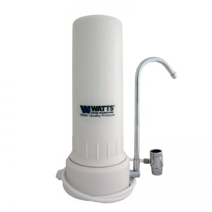 WATTS countertop water filter