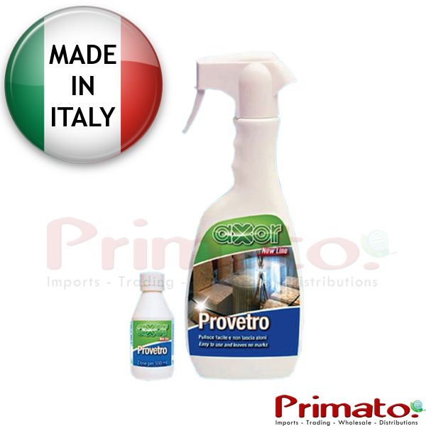 Provetro. Glass cleaner. Code: D100