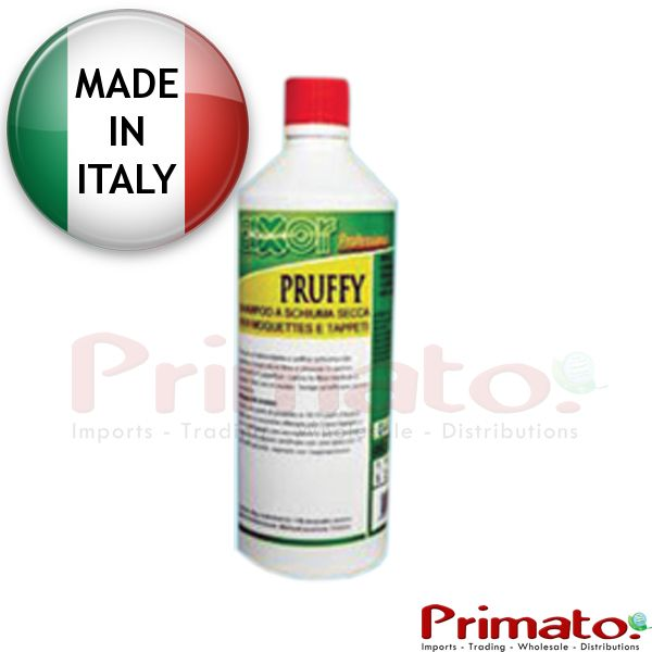 Pruffy. Carpet cleaner. Code: D234