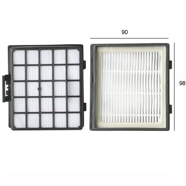 HEPA Filter for Bosch, Siemens. Primato HS735