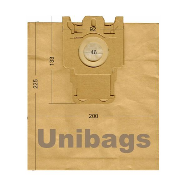 Vacuum Cleaner Paper Bags suitable for Miele. Primato 580
