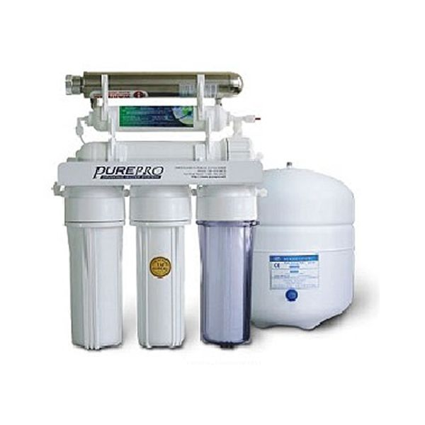PRIMATO Reverse Osmosis - 5 stages with electrical pump and UV LIGHT