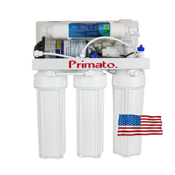 PRIMATO Reverse Osmosis - 5 stages with electrical pump