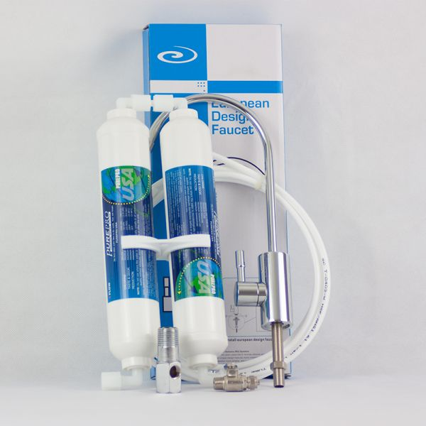 Primato Compact Carbon DUO with deluxe faucet