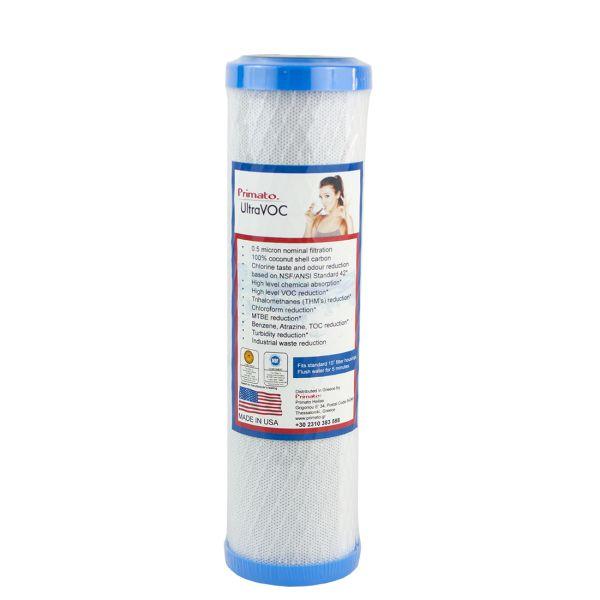 Aktivkohlefilter Primato UltraVOC - speziell für Pestizid