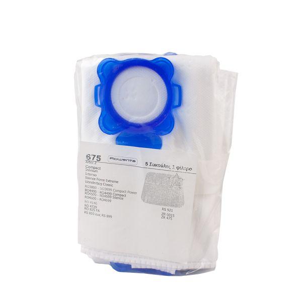 Σακούλες για ηλεκτρικές σκούπες Rowenta. Primato 675D