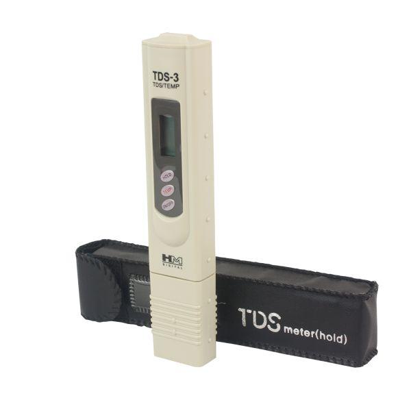 TDS Μετρητής συνολικών διαλυμένων στερεών