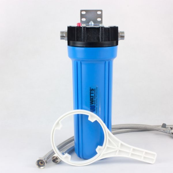 WATTS water filter with coconut Carbon Block - WATTS 1/2 SINGLE