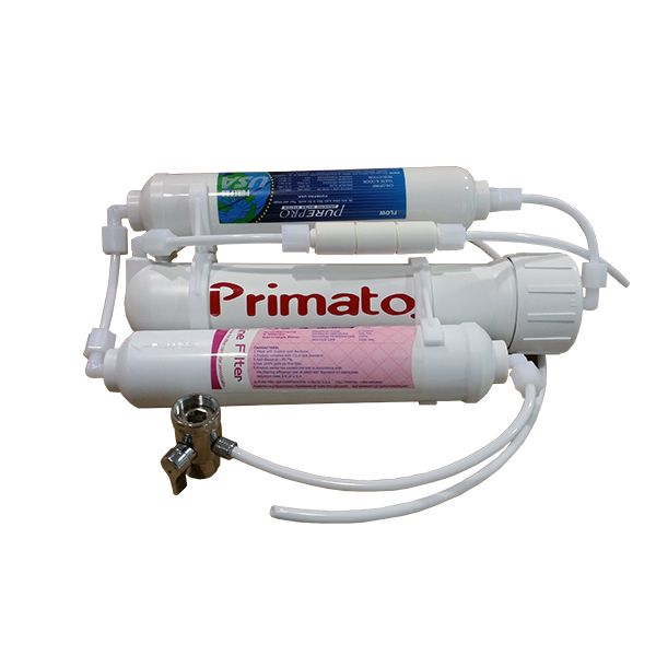 Aqiarium Compact 3-stages Reverse Osmosis.  Primato AQ-Compact-RO-3