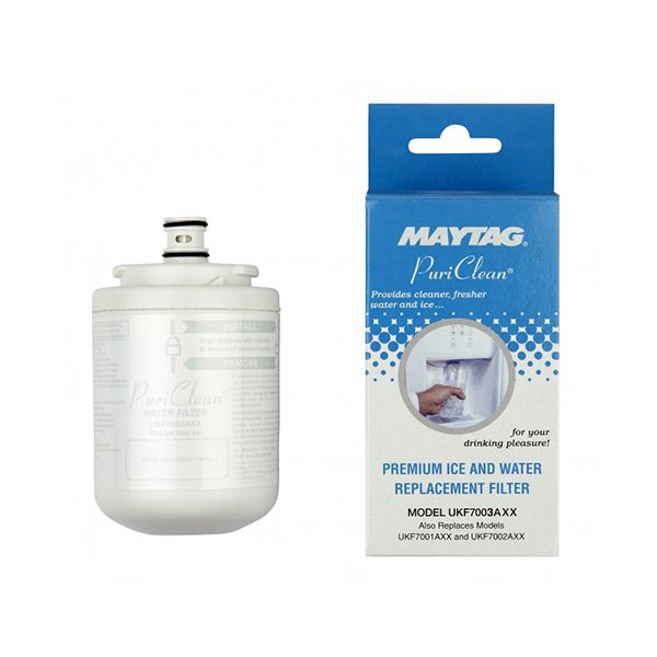 Water Filter for Amana and Maytag refrigerators. Primato UKF7003AXX