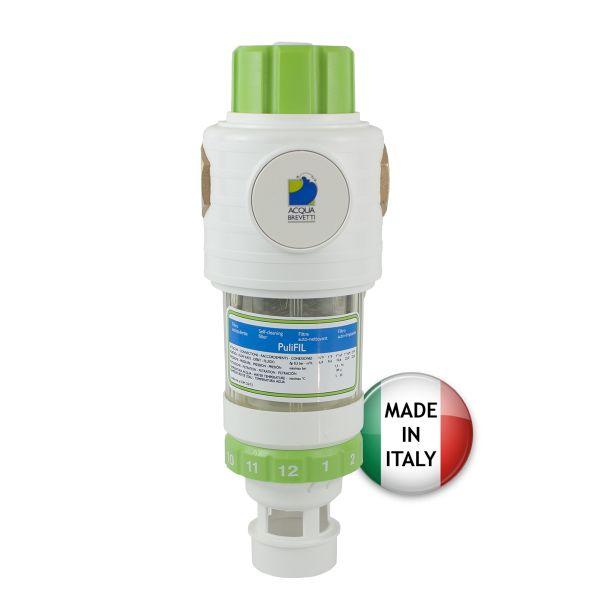 "Filtro de agua autolimpiante para toda la casa PULIFIL FT012 1"" F"