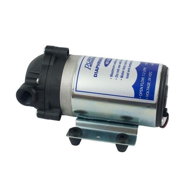 Wasserpumpe für Umkehrosmose. Primato RO-Pumpe70