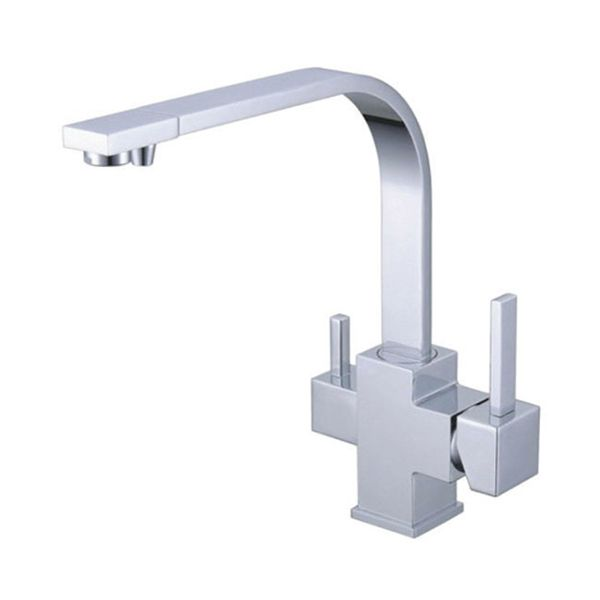 3 way water filter faucet. Primato V-INOX