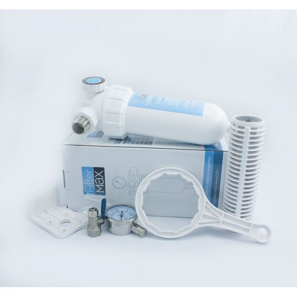 Φίλτρο νερού παροχής αυτοκαθαριζόμενο Puricom 723619