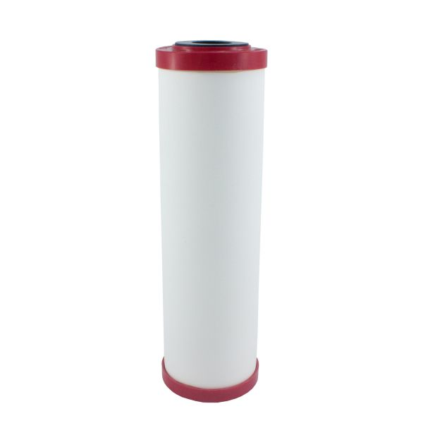American activated carbon filter with Ceramic, salt reduction, Nanosilver, AquaMetix® and Zeolite CeraUltra® OBE SP W9522551